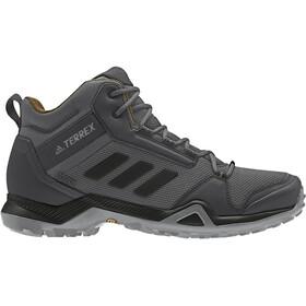 adidas TERREX AX3 Mid Gore-Tex Zapatillas Senderismo Resistente al Agua Hombre, gris